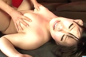 Jaw-dropping porn occurrence with superb Chihiro Manaka