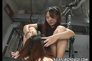 Hot little Asian whores suck put emphasize slit and put emphasize unearth