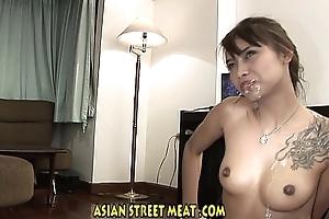 Asian Girl Pinkdragon