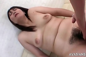 Torrid guy fingering fitfully fucking her fat muted pussy