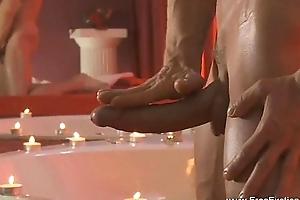 Erotic Weenie Massage