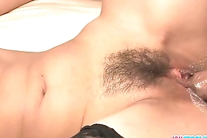 Aika horny chick double blowjob and sexy copulation
