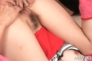 Hardcore asian threesome amulet