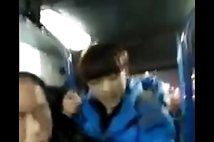Chaps Gangbang in a Cram