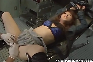 Japanese babe involving unnatural hospital