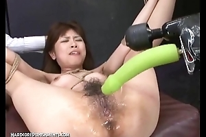 Japanese Bondage Sexual intercourse - Extreme BDSM Punishment of Asari