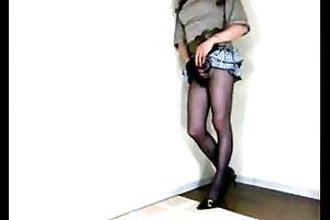 Japanese Crossdresser Hose Blear Cotomi03