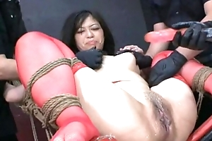 Be transferred to Cookie With Be transferred to Red Pantyhose