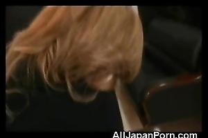 Japanese Cutie Fucked with regard to POV!