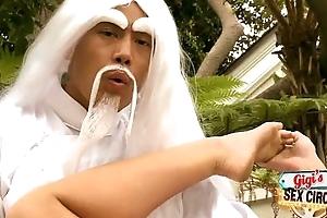 GiGi&#039_s Lovemaking Circus - Kung Fu Screwed