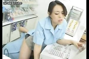 Sexy Japanese Clerk Girl Fingered In The Store - Unorthodox Videos Grown-up Sex Tube - NONK Tube