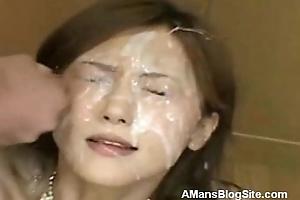 Oozing Facial