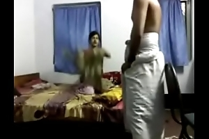 Hot desi sister drilled by brother