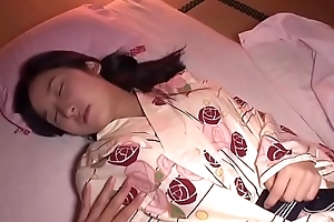 Cute Legal age teenager Suzu Ichinose Shattered concerning Her Sleep watch part 2 elbow dreamjapanesegirls.com