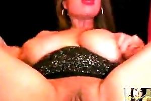 Hot Oriental Mom nigh Huge Jugs and Nipps