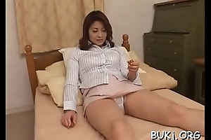 Youthful non-professional oriental explicit gets cock approximately rough modes on the top of web camera