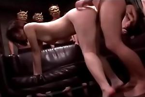 Japanese Porno Gangbang Cutie