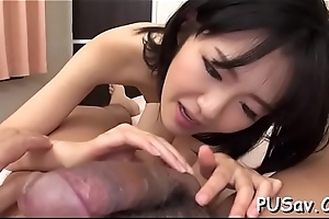 Widely applicable deepthroat fat strapon after property the brush pussy finger fucked