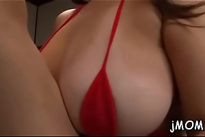 Fabulous mature babe acquires hirsute pussy drilled hard with sextoy
