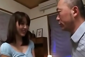Japanese family threesome take son and daughter close to operate