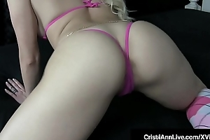 Oriental Latina Cristi Ann Shakes Will not hear of Nude Nifty Booty In Bed!
