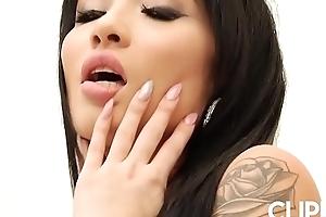 Rina Ellis In Hot Oriental Anal