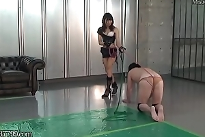 Japanese Femdom Kaede Bushwa Corrigendum with the addition of Rug munch