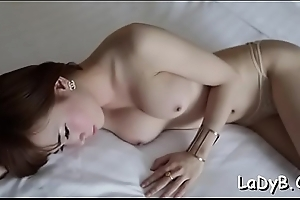 Micro wireless whore with a nice a-hole receives slammed non-fatal