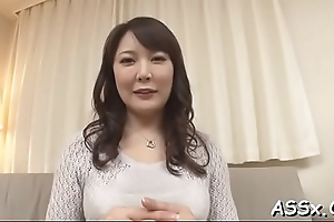 Dear japanese three-some sex