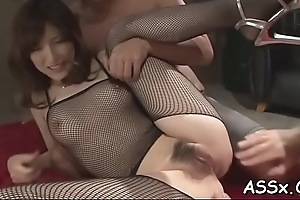 Raucous anal be worthwhile for busty oriental chick
