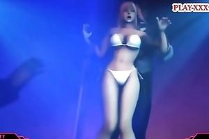 3D Honoka VIP Blow rhythm SFM  - www.Play-XXX.org