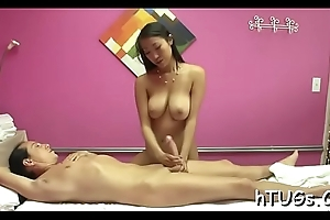 Oriental catholic rides fat cock