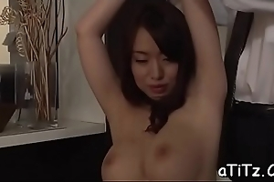 Racy from behind sex be advisable for busty oriental