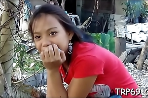 Thai sex unfocused in a sex act