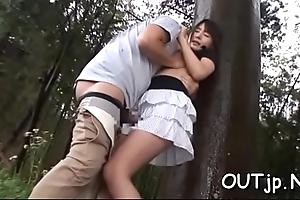 Biggest outdoors sex combo unite