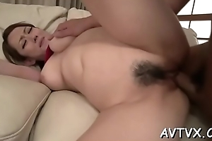 Sizzling sexy blowjob from sexy oriental