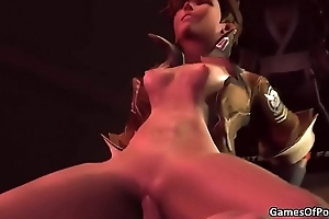 Overwatch Tracer Acquires Drilled -