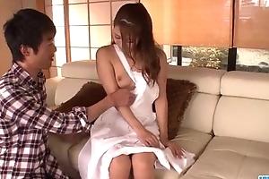 Nana Ninomiya hawt wife amazes economize on here agile porn