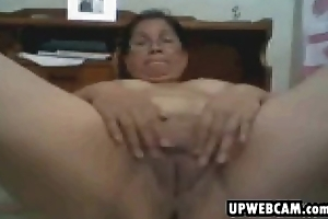 Fat Mature Filipina Raillery