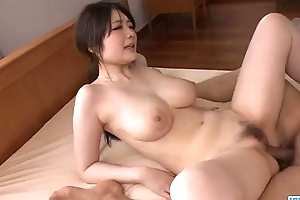 Sexy Rie Tachikawa shakes tits for ages c in depth fucking hard