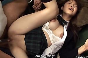 japanhdv Omnibus Turtle-dove Yayoi Yoshino scene2 trailer