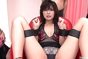 Japanese Babe Gets Specious